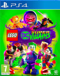 PS4 - LEGO: DC SUPER VILLAINS