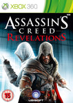 XBOX 360 - ASSASSINS CREED REVELATIONS