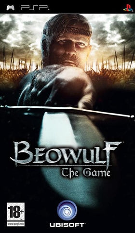 PSP - BEOWULF THE GAME