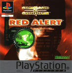 PS1- COMMAND & CONQUER RED ALERT (SEMINOVO)