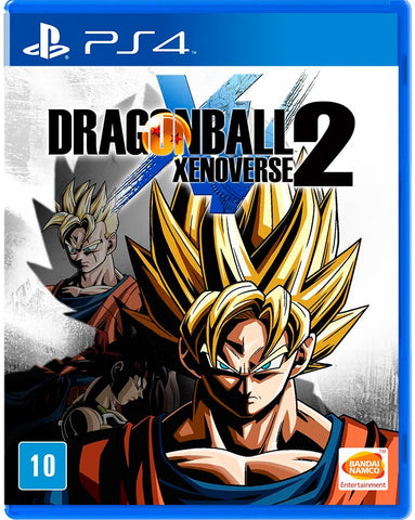 PS4 - DRAGONBALL XENOVERSE 2