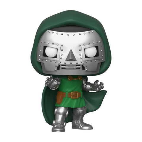 POP! FANTASTIC FOUR - DOCTOR DOOM