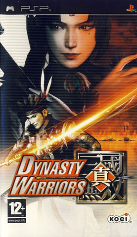 PSP - DYNASTY WARRIORS