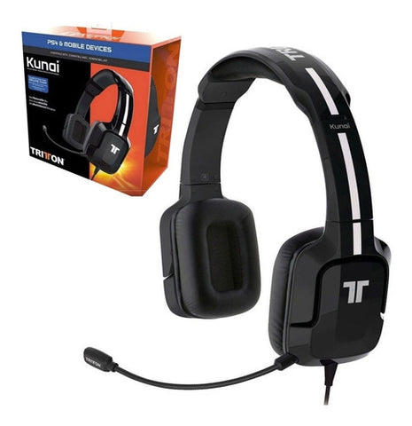 HEADPHONES TRITTON KUNAI +  PS4