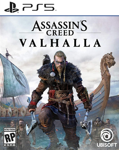 PS5 - ASSASSINS CREED VALHALLA