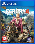 PS4 - FAR CRY 4 - SEMINOVO