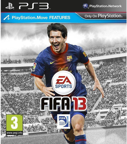 PS3 - FIFA 13 - SEMINOVO