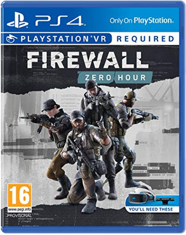 PS4 - FIREWALL ZERO HOUR