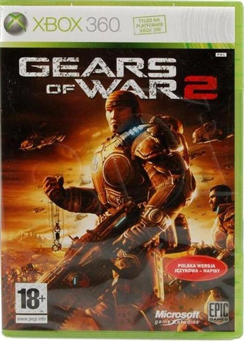 XBOX 360 - GEARS OF WAR 2
