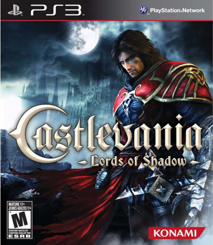 PS3 - CASTLEVANIA: LORDS OF SHADOW