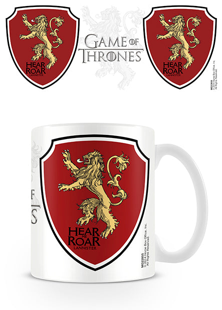 CANECA - GAME OF THRONES - LANNISTER