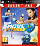 PS3 - MOVE FITNESS