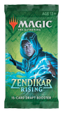 BOOSTER! MAGIC THE GATHERING - ZENDIKAR RISING