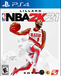 PS4 - NBA 2K21 - SEMINOVO