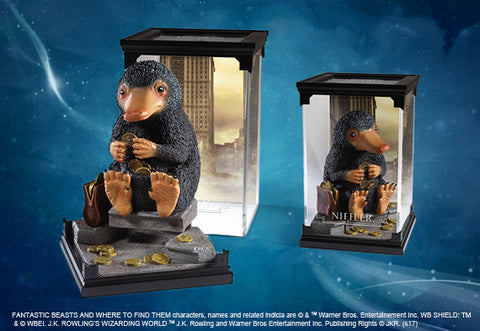 CRIATURAS MAGICAS - HARRY POTTER NIFFLER