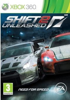 XBOX 360 - NEED FOR SPEED SHIFT 2 UNLEASHED