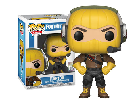 POP! FORTNITE - RAPTOR