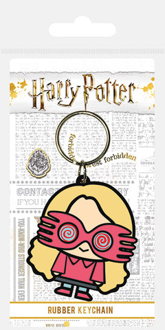 PORTA-CHAVES HARRY POTTER CHIBI LUNA