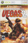 XBOX 360 - TOM CLANCY'S RAINBOW SIX VEGAS 2