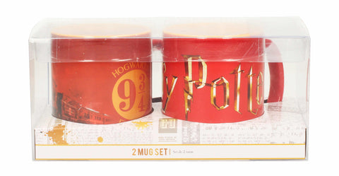 CANECA - HARRY POTTER 2 MUG SET