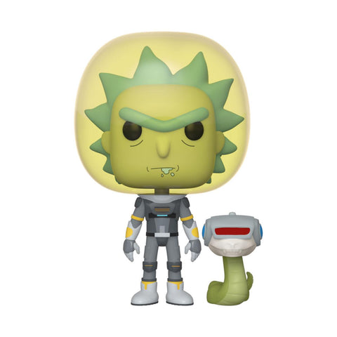 POP! RICK AND MORTY - SPACE SUIT RICK