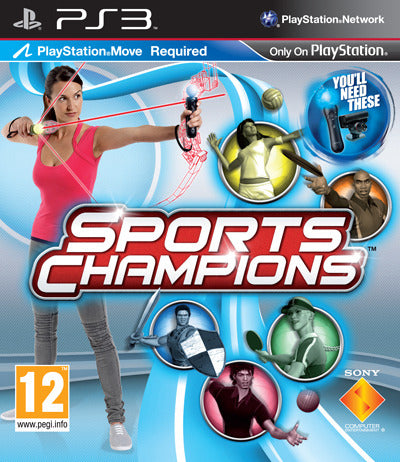 PS3 - SPORTS CHAMPIONS