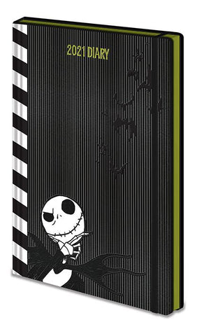 CADERNO - NIGHTMARE BEFORE CHRISTMAS DIÁRIO 2021