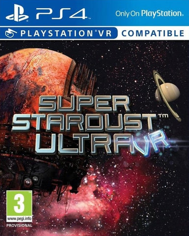 PS4 - SUPER STARDUST ULTRA VR