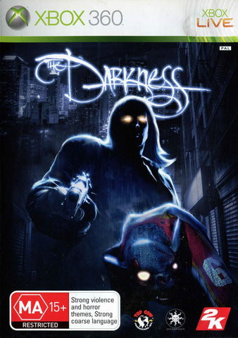 XBOX 360 - THE DARKNESS