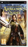 PSP - THE LORD OF THE RINGS ARAGORN'S QUEST