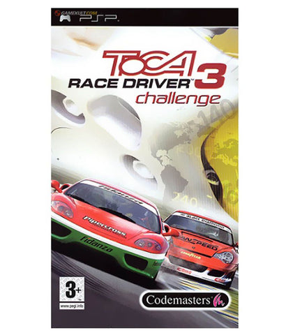 PSP - TOCA RACE DRIVER 3 CHALLENGE