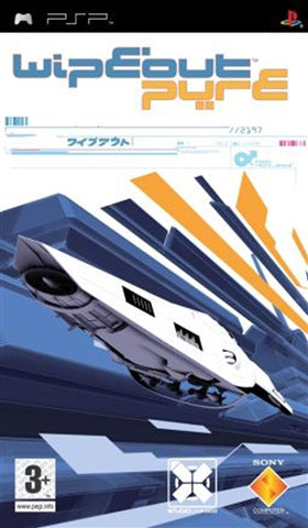 PSP - WIPEOUT PURE
