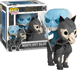 POP! GAME OF THRONES RIDES VINYL WHITE WALKER ON HORSE