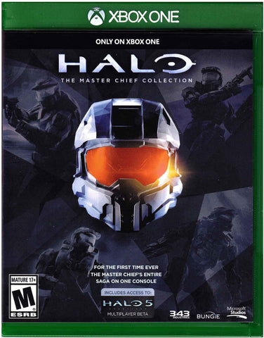 XBOX ONE - HALO MASTER CHIEF COLLECTION - SEMINOVO