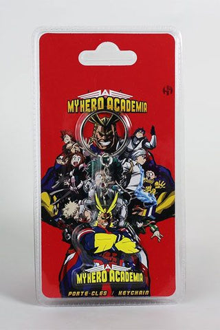 PORTA-CHAVES - MY HERO ACADEMIA ALL MIGHT PVC