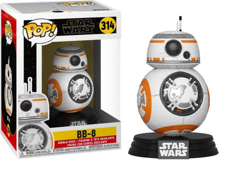 POP! STAR WARS EPISODE IX - BB-8