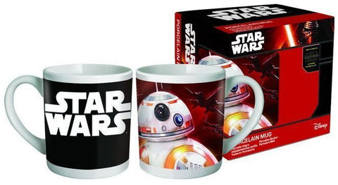 CANECA - STAR WARS BB-8