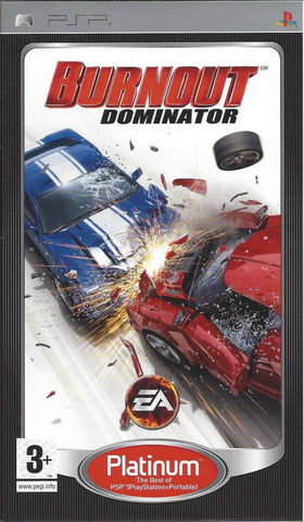PSP - BURNOUT DOMINATOR