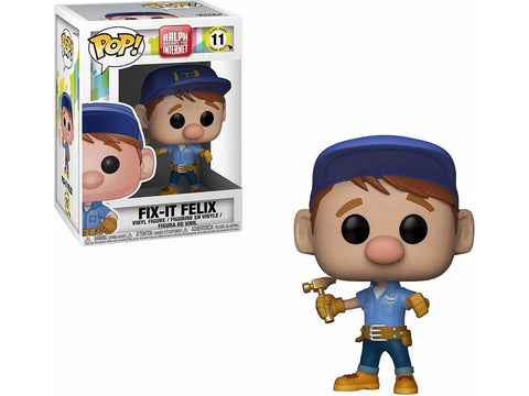 POP! DISNEY -WRECK-IT RALPH FIX-IT FELIX