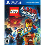 PS4 - LEGO THE LEGO MOVIE MOVIE VIDEOGAME