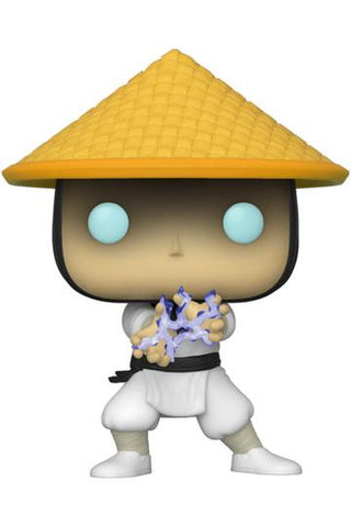 POP! MORTAL KOMBAT GAMES - RAIDEN