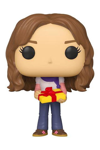 POP! HARRY POTTER HOLIDAY HERMIONE GRANGER