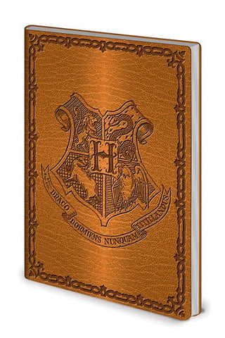 CADERNO - HARRY POTTER FLEXI-COVER HOGWARTS
