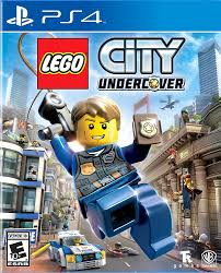 PS4 - LEGO : CITY UNDERCOVER