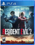 PS4 - RESIDENT EVIL 2 REMAKE
