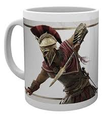 CANECA -  ASSASSINS CREED ODYSSEY ALEXIOS