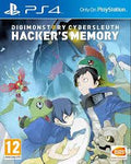 PS4 - DIGIMON CYBERSLEUTH HACKER´S MEMORY - SEMINOVO