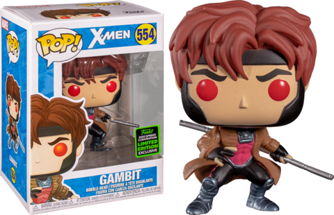 POP! MARVEL X-MEN: GAMBIT (SPRING CONVENTION EXCLUSIVE)