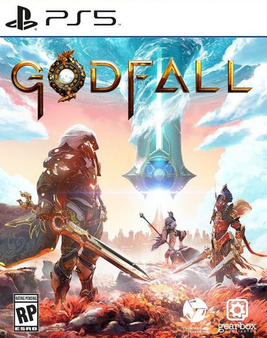 PS5 - GODFALL