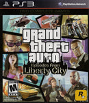 PS3 - GRAND THEFT AUTO EPISODES FROM  LIBERTY CITY